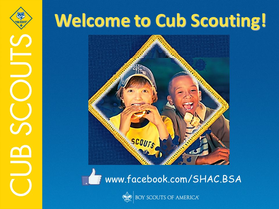  Cub Scout sign  Cub Scout salute  Pledge of Allegiance Welcome