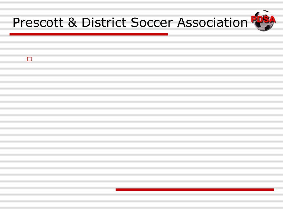 Prescott & District Soccer Association 
