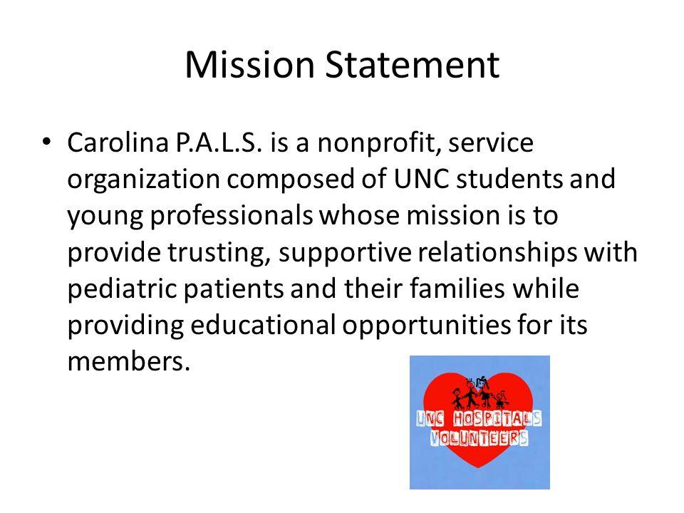 Mission Statement Carolina P.A.L.S.