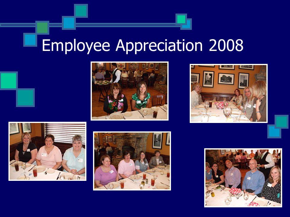 Employee Appreciation 2008