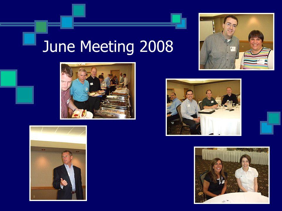 June Meeting 2008