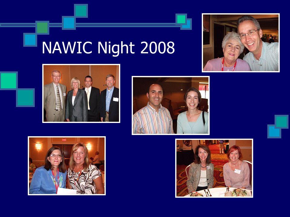 NAWIC Night 2008