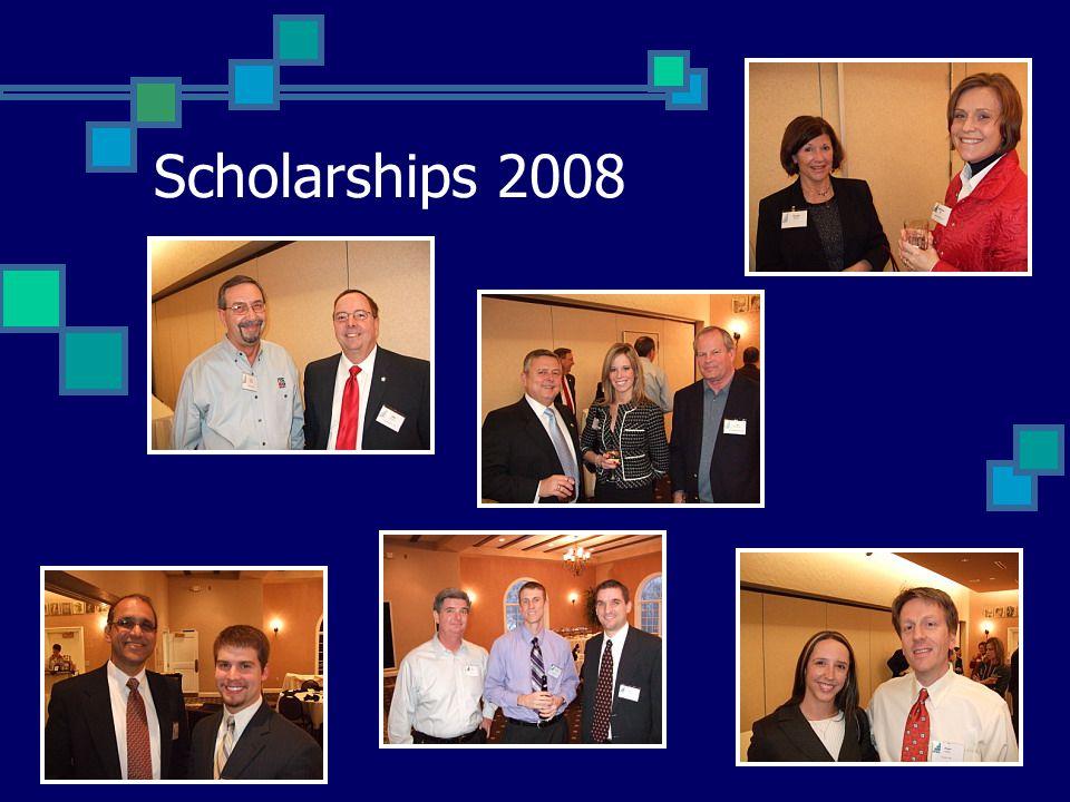 Scholarships 2008