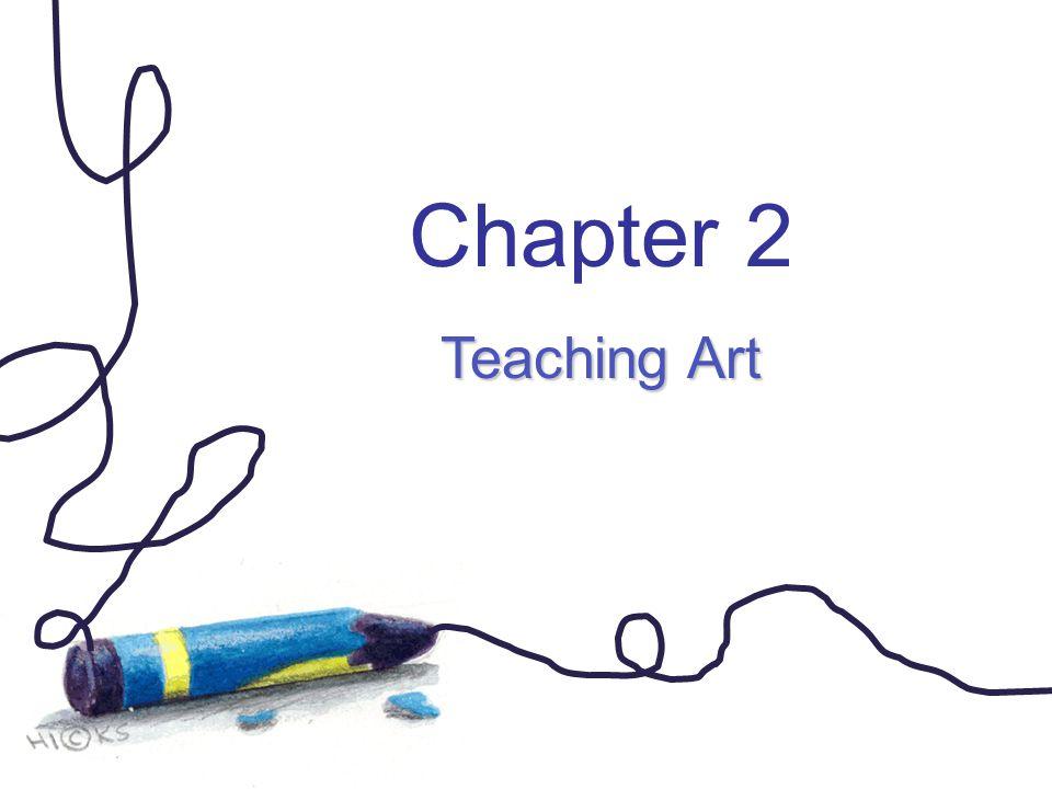 Chapter 2 Teaching Art