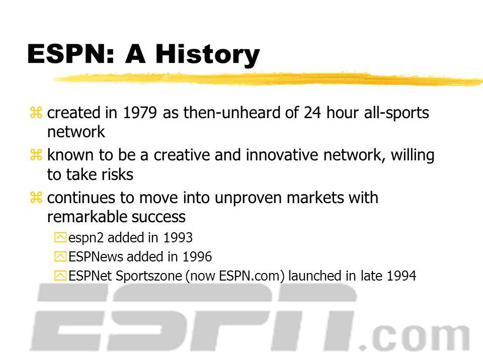 ESPN: Broadband Strategy Onnie Bose Mark Hicken George Hsin Shamus Prindiville