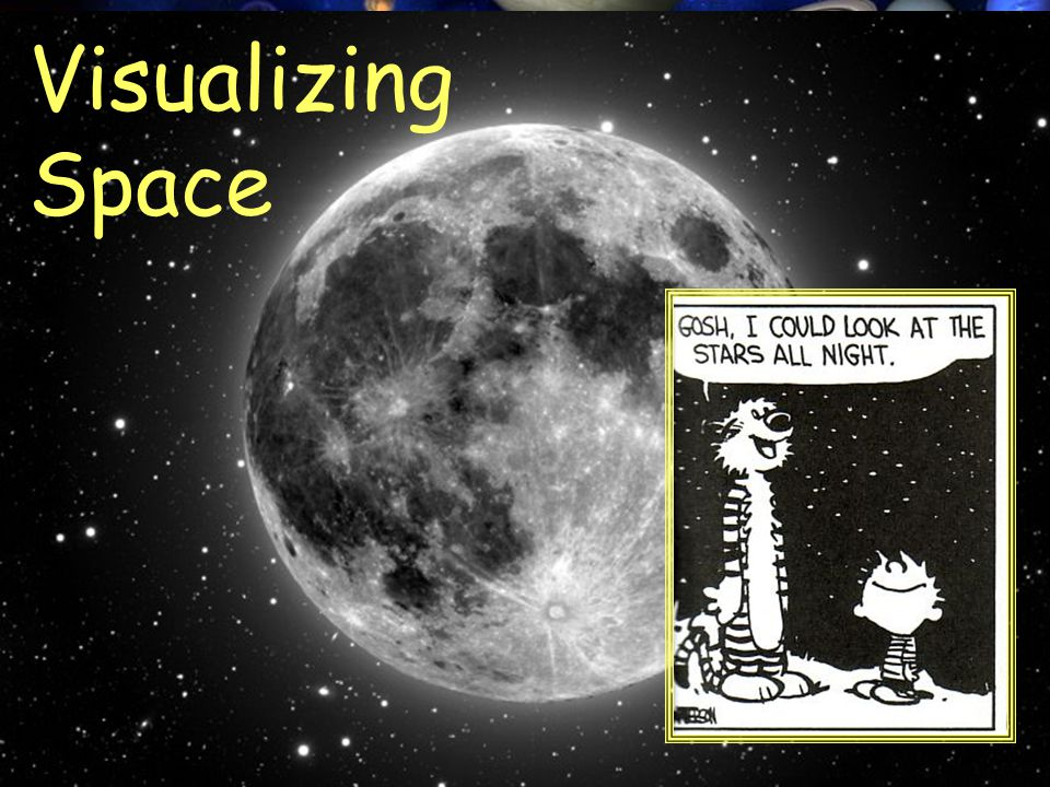 Visualizing Space