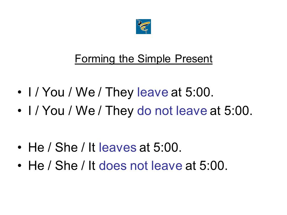 Forming the Present Perfect Use the simple present form of have (have, has) + the past participle (-ed/-en) form of the verb.