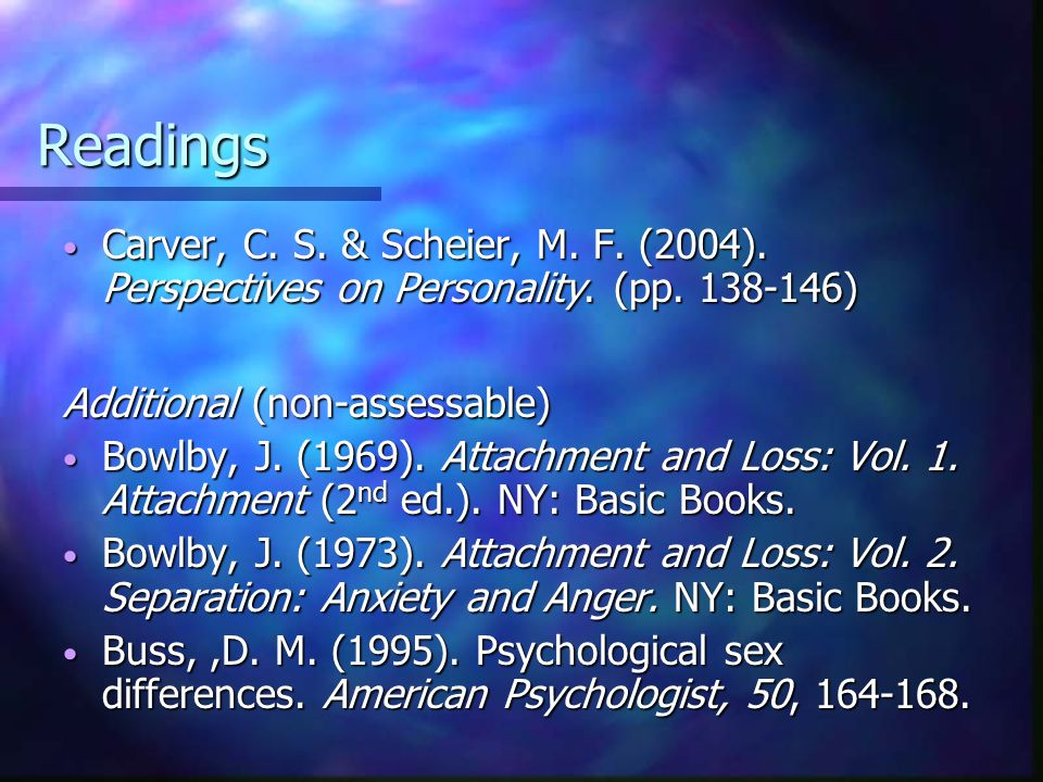 PERSONALITY PSY234 Lecture 7: Evolutionary Psychology Dr Simon Boag Email: simon.boag@psy.mq.edu.au