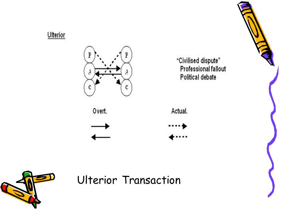 Ulterior Transaction
