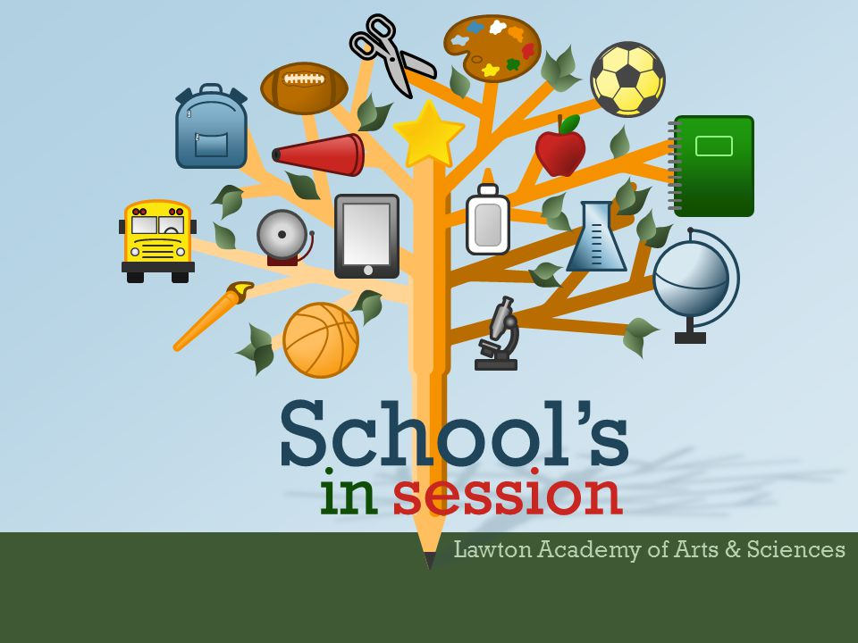 Lawton Academy of Arts & Sciences sessionin School's