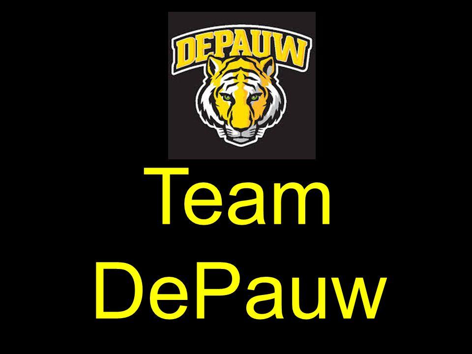 Team DePauw