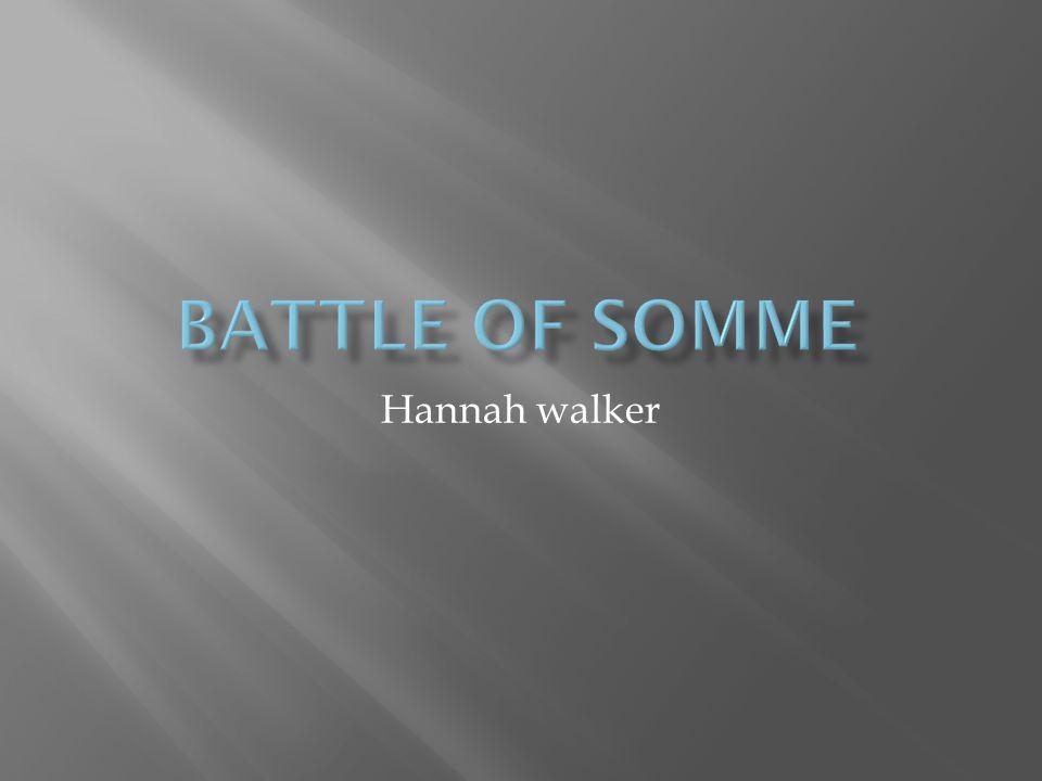 Hannah walker