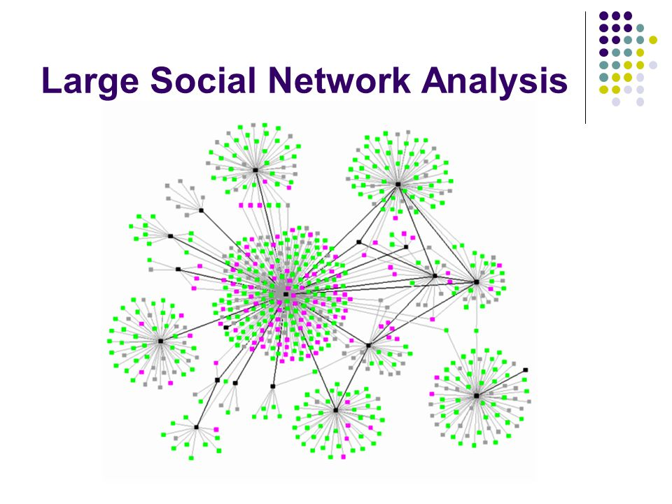 Large Social Network Analysis