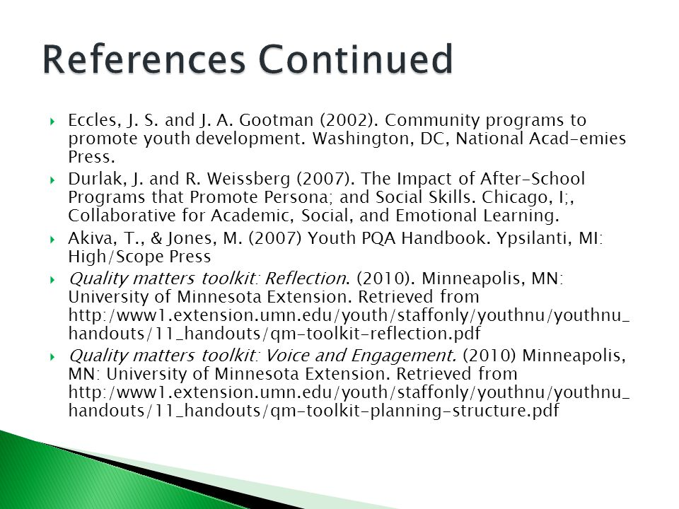  Lerner, J. (2013, February). Promoting a strength based vision of adolescence: The PYD perspective and findings from the 4-H study of positive youth