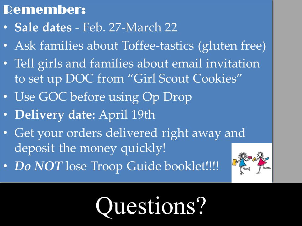 Girl Scout Cookies at girlscouts.org/programs/gs cookies girlscouts.org/programs/gs cookies Littlebrowniebakers.com (for nutrition information too, as