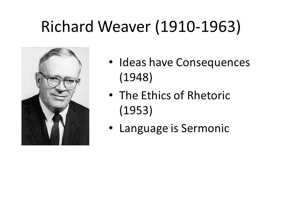 To Write the Truth 1.What is Weaver's problem with the way composition is being taught.