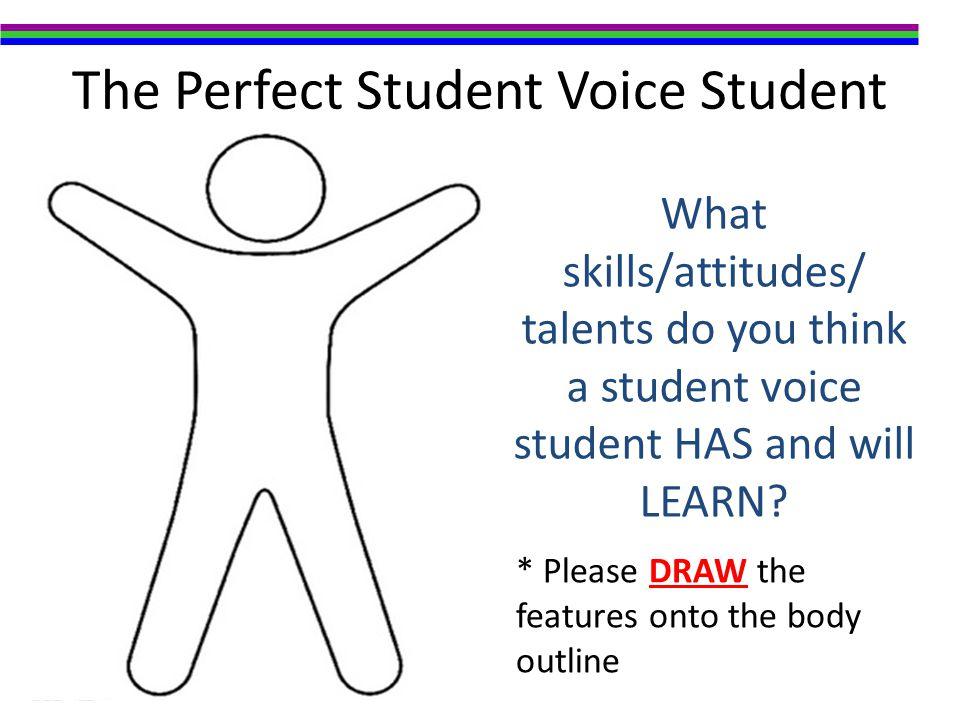 Student Voice Achievements