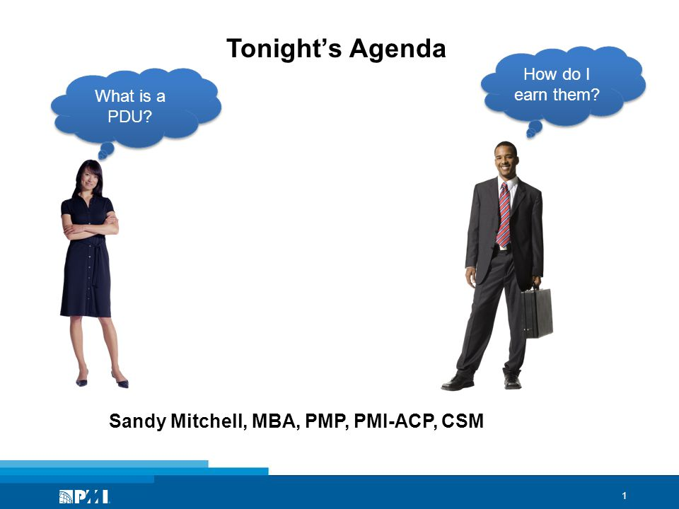 2 Topics Covered in this Webinar What is a PDU.