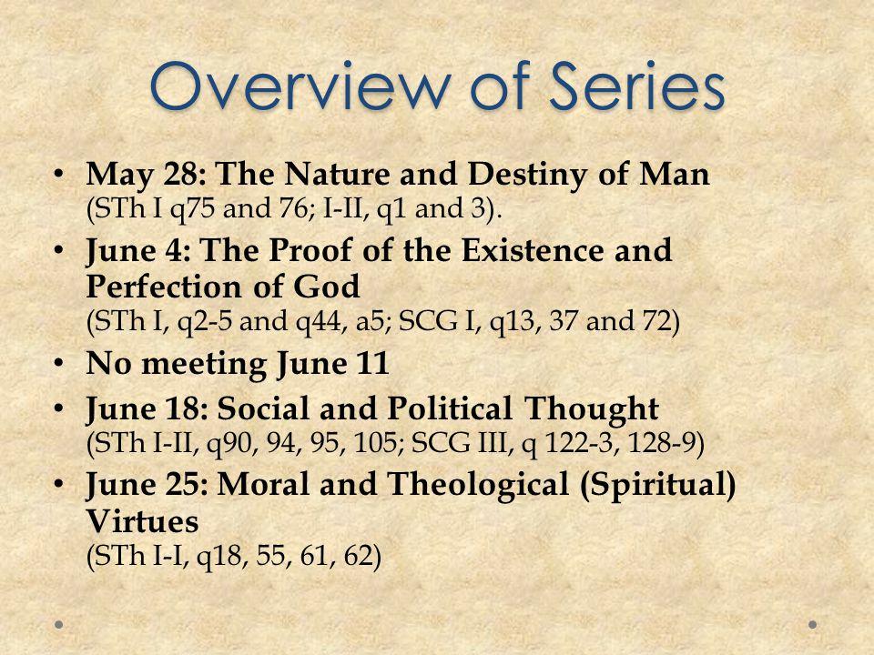 Tonight's Topics The Life of St.Thomas Aquinas A Short History of Thomism St.