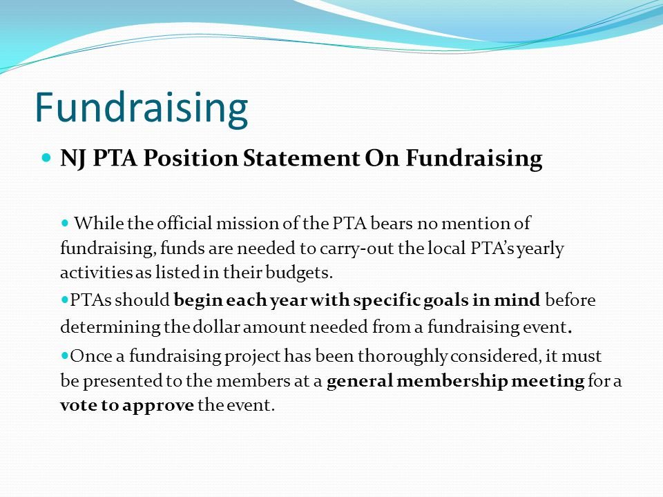 What Is A Local PTA President.
