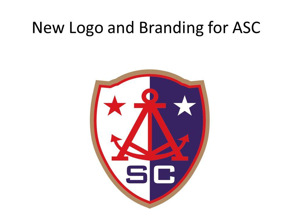New Logo and Branding for ASC