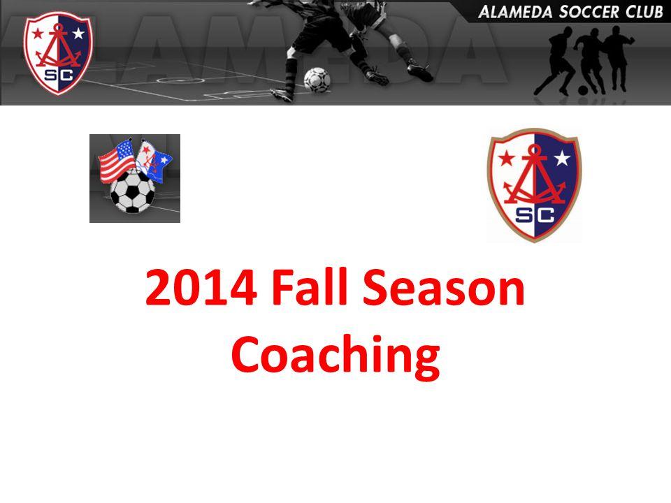 2014 Fall Season Coaching