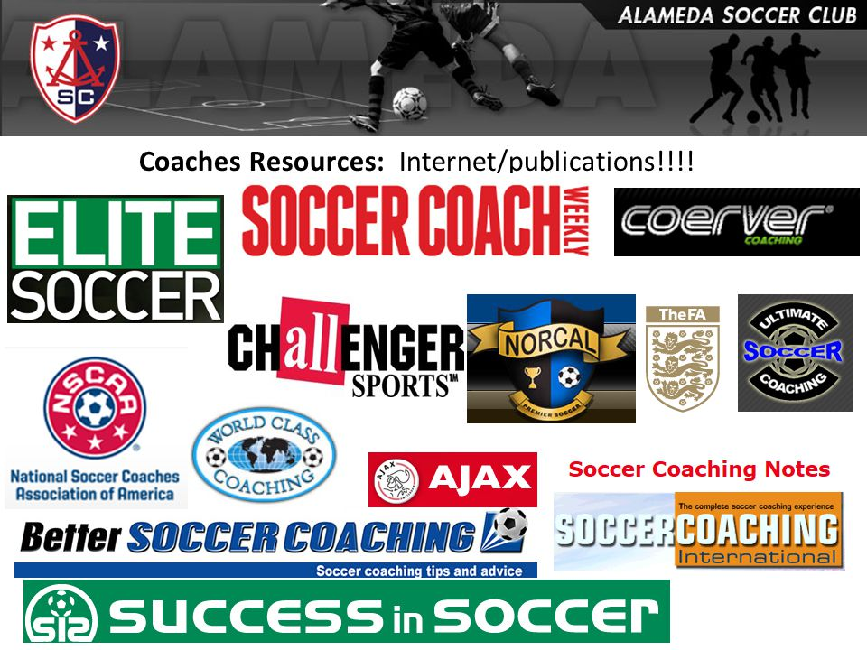 Coaches Resources: Internet/publications!!!!