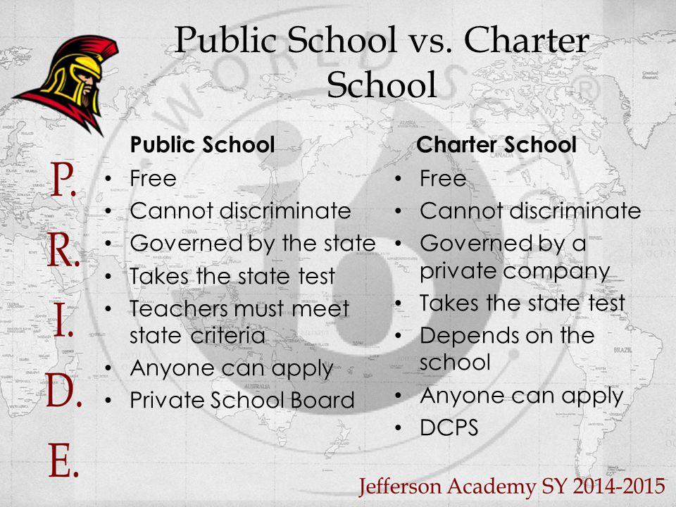 Public School vs.