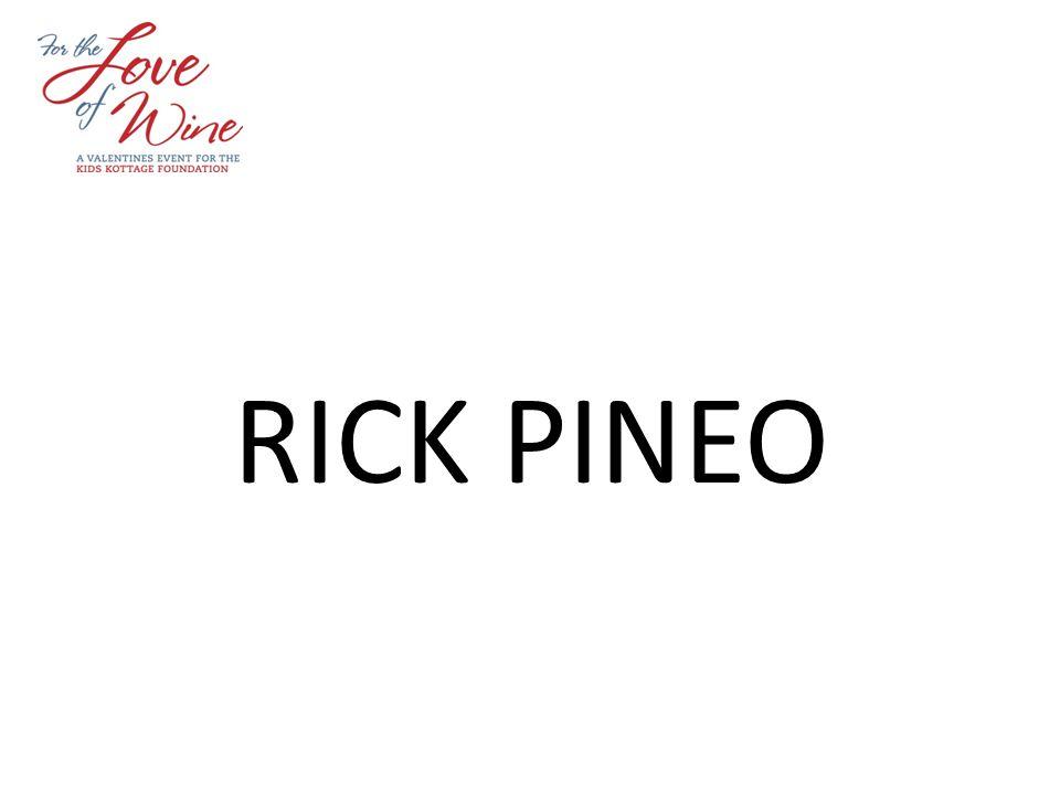 RICK PINEO
