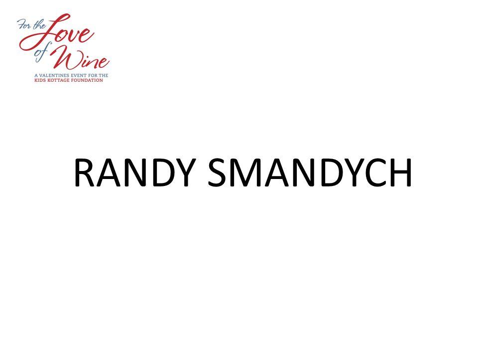 RANDY SMANDYCH