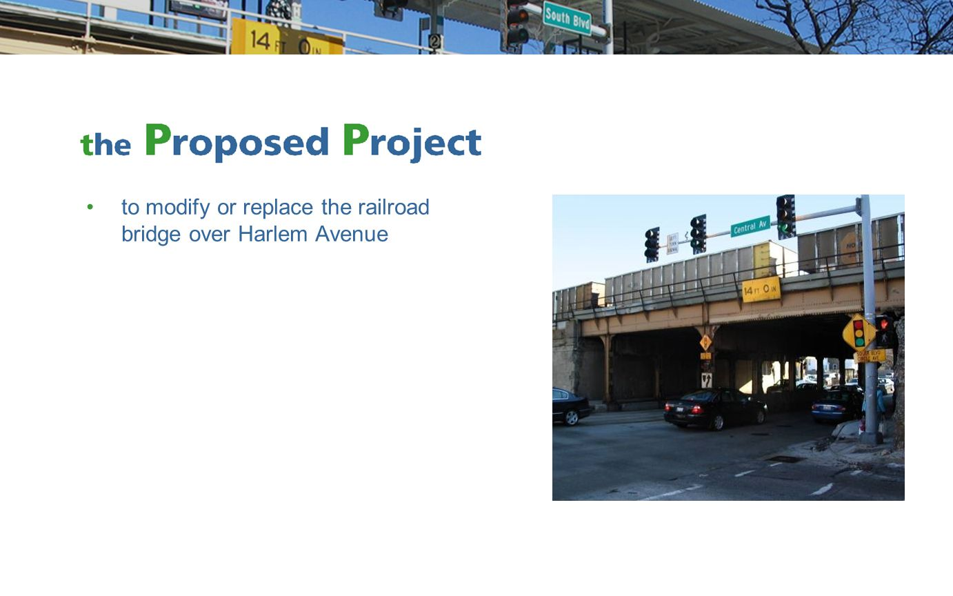 only changes since then have been: –tracks added for CTA –roadway lowered as a stopgap improvement to increase clearance to 14 feet, which is still considered deficient