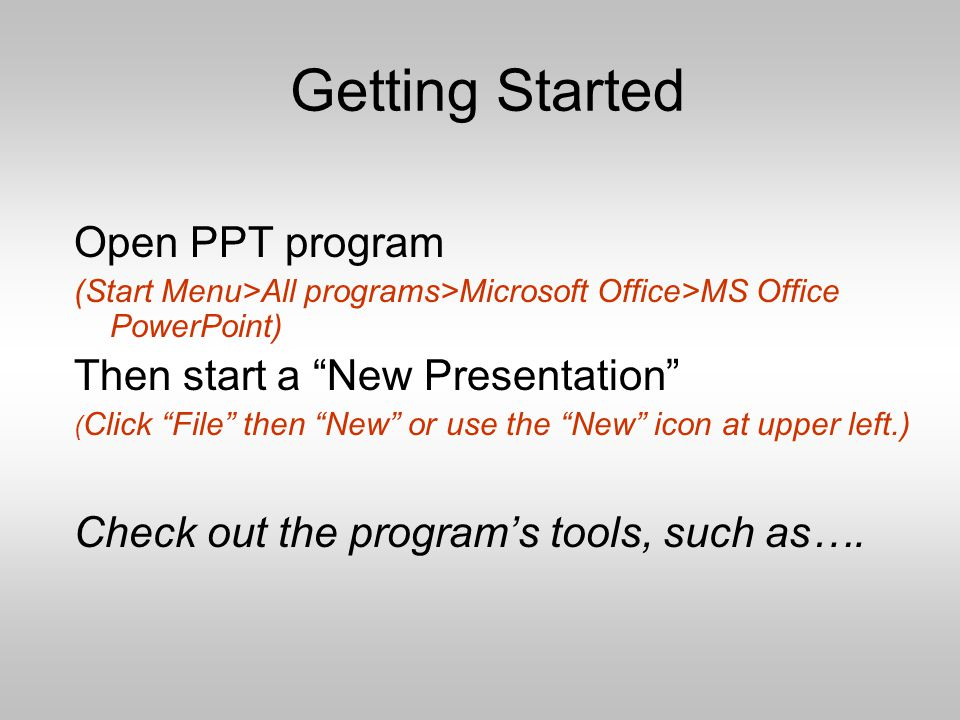 What Can PowerPoint Do.