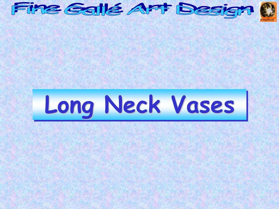 LON_758LON_758 Long Neck Vases Queen Elisabeth 30 cm 12 cm 120 USD