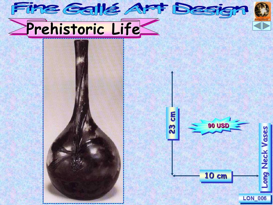 LON_006LON_006 Prehistoric Life 23 cm 10 cm 90 USD