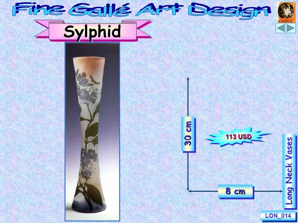 27 cm 10 cm AdelleLON_016LON_016 Long Neck Vases 122 USD