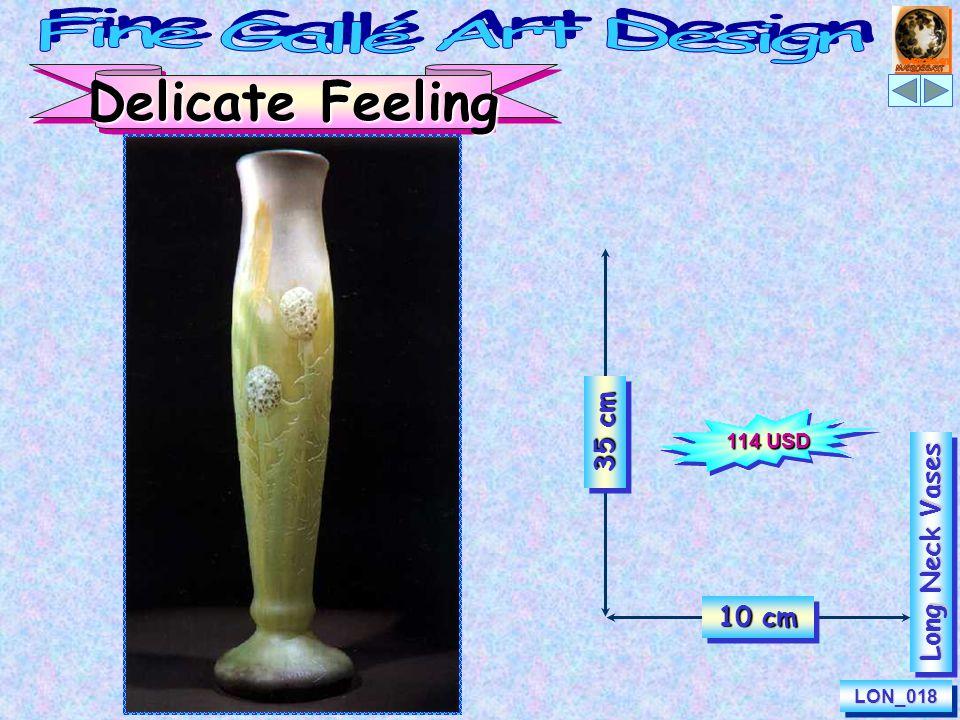 I Believed in You... 25 cm 8 cm LON_077LON_077 Long Neck Vases 97 USD