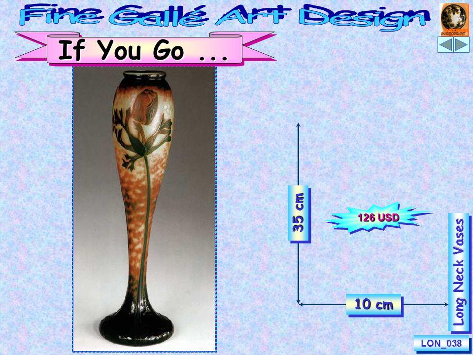 LON_039LON_039 Long Neck Vases If You Come... 35 cm 10 cm 126 USD