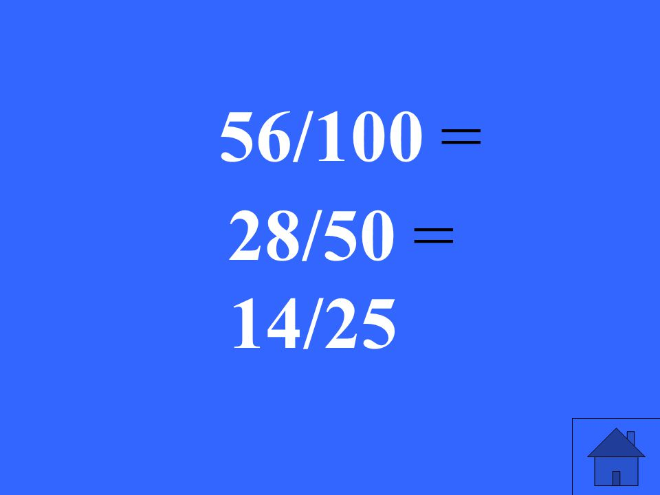 What fraction represents the shaded area of this hundredths grid