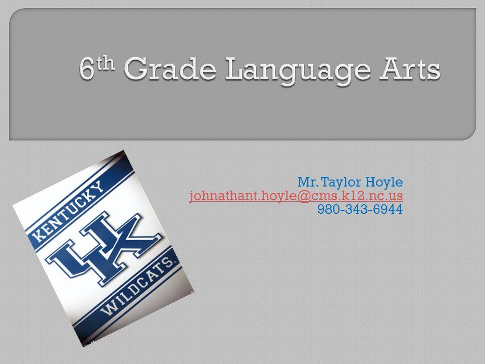 Mr. Taylor Hoyle johnathant.hoyle@cms.k12.nc.us 980-343-6944