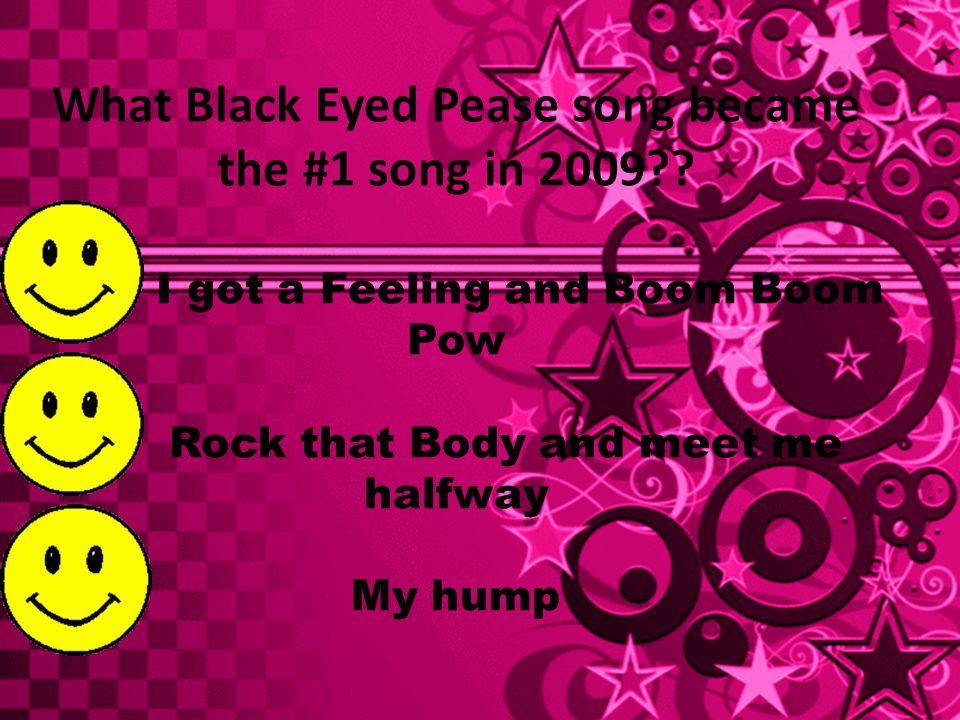Black eyed Pease Katy Perry Rihannah Enrique Iglesias