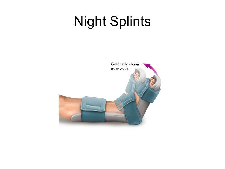 Night Splints