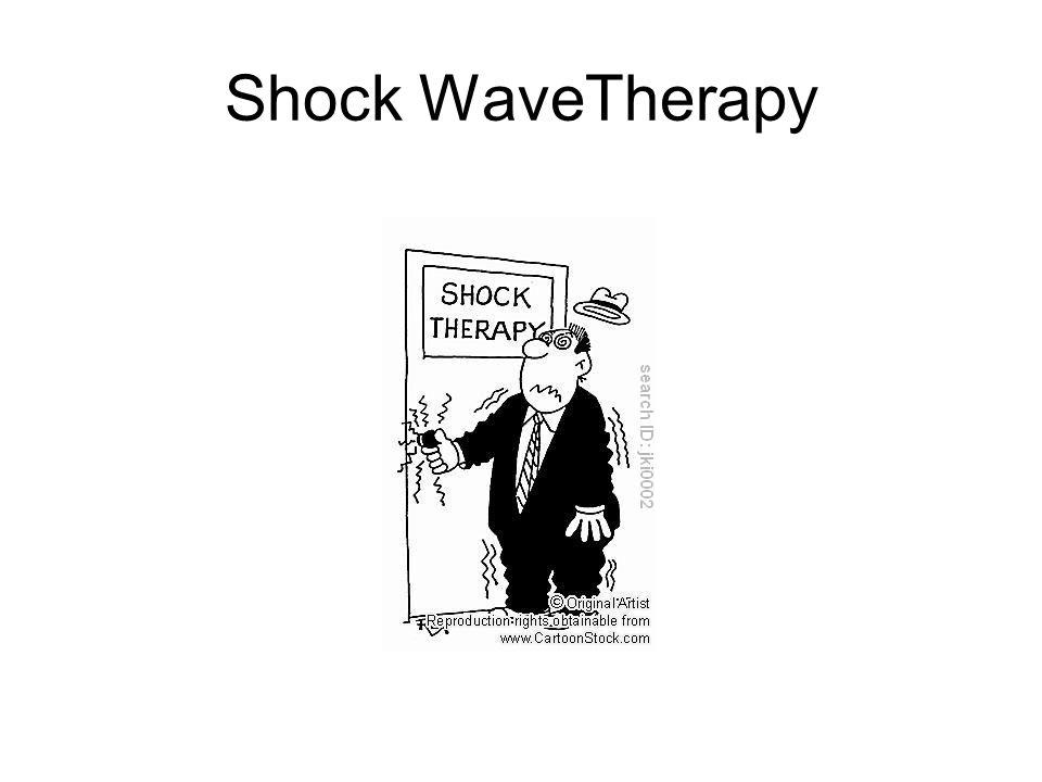 Shock WaveTherapy
