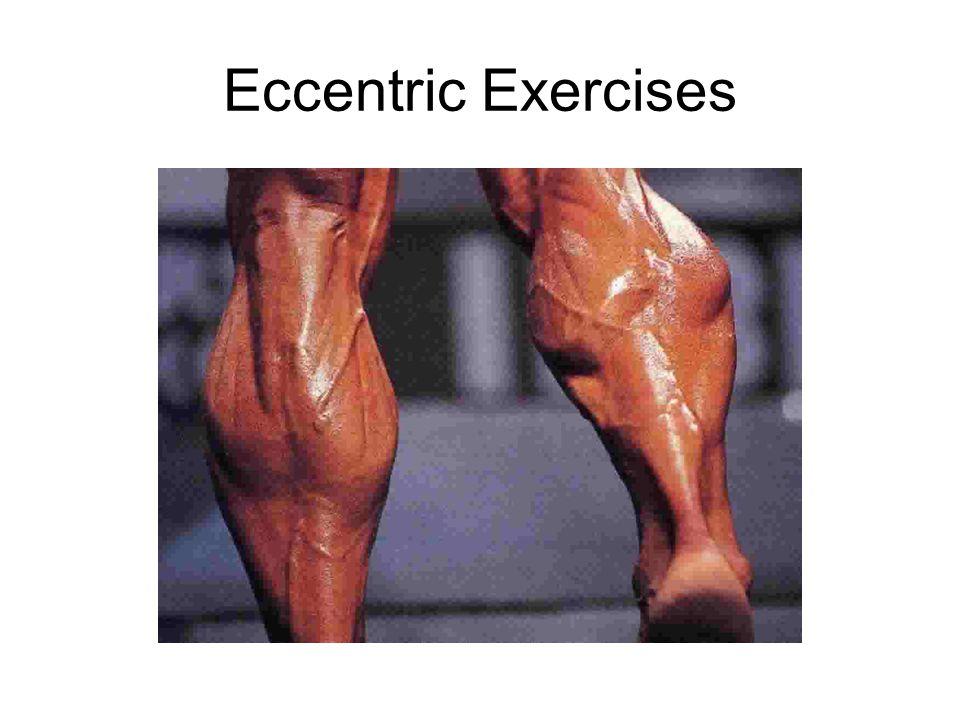 Eccentric Exercises