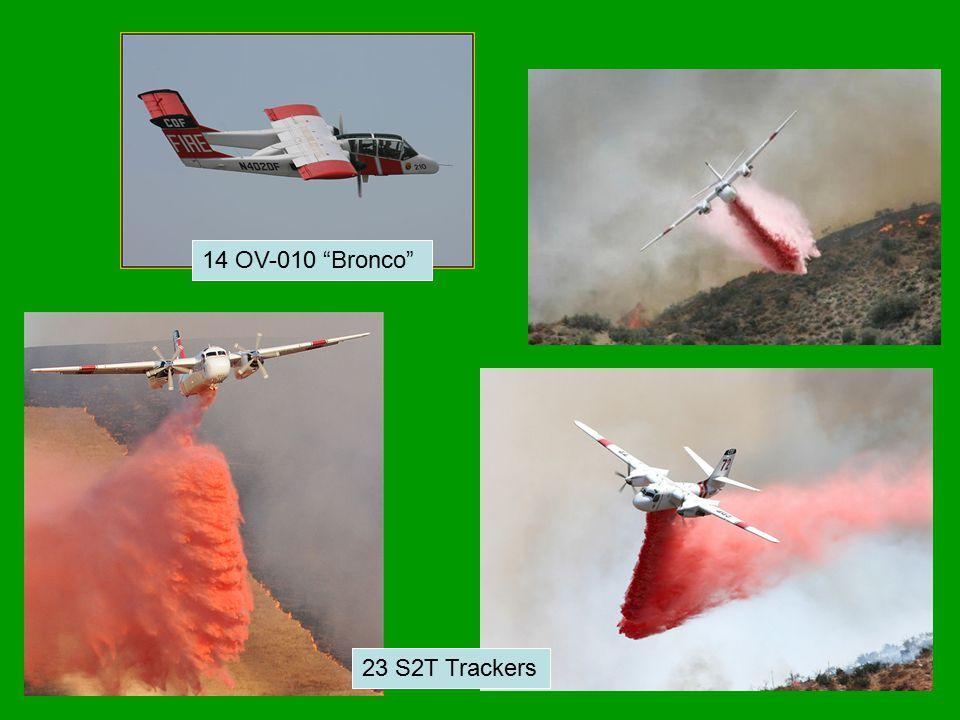 "14 OV-010 ""Bronco"" 23 S2T Trackers"