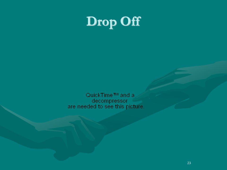 23 Drop Off
