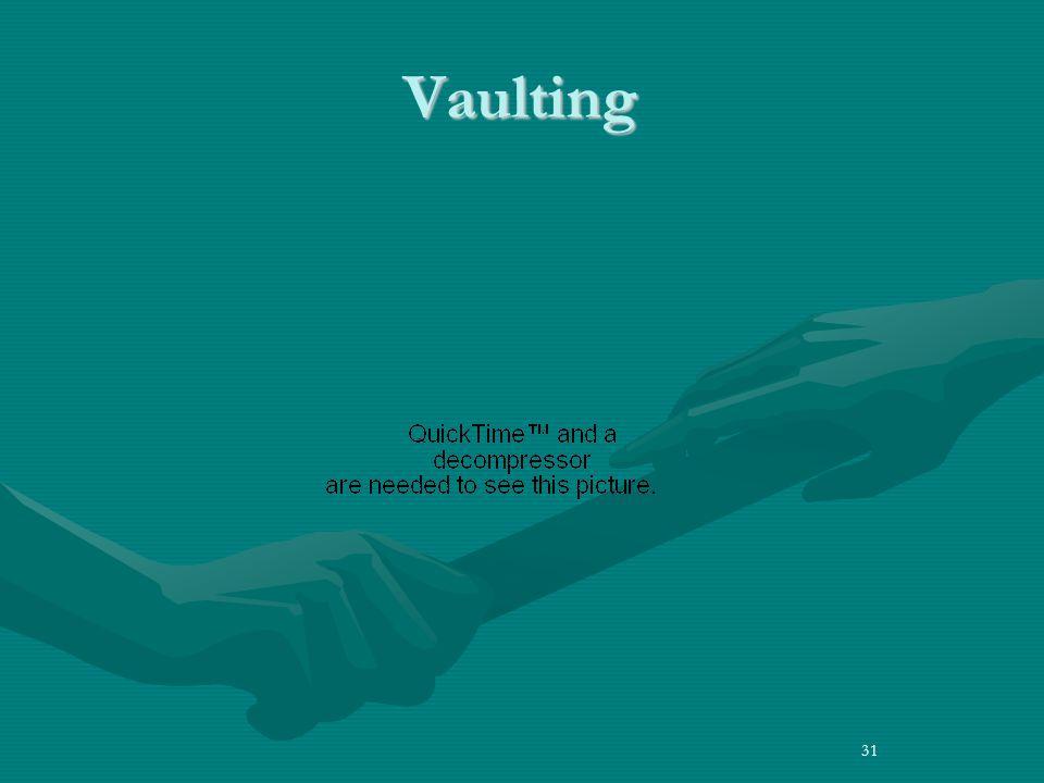 31 Vaulting
