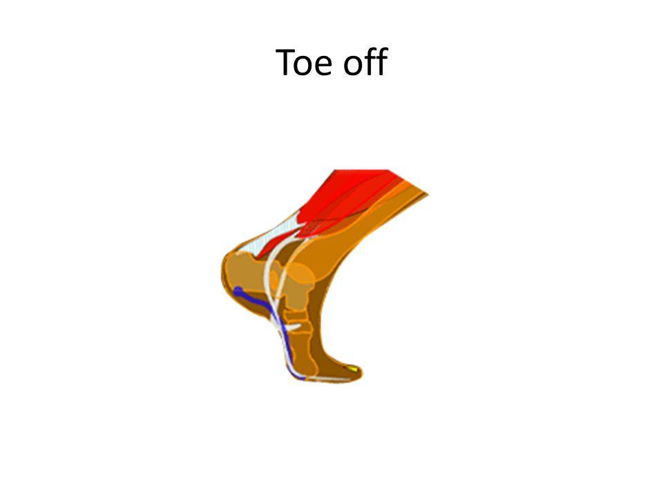 Toe off