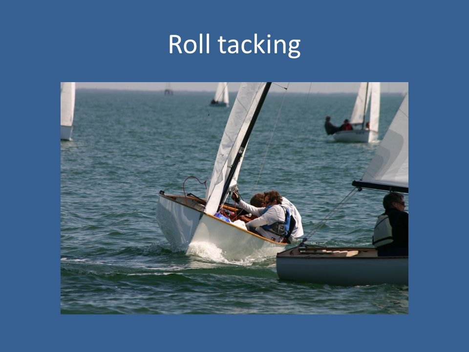 Roll tacking