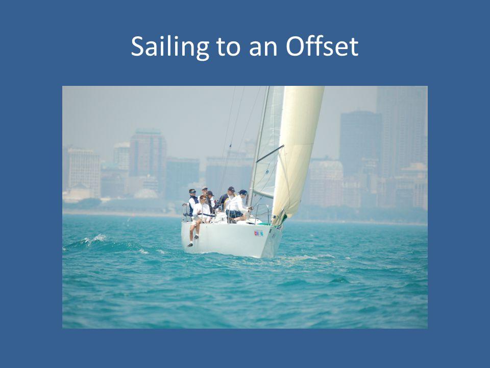 Sailing to an Offset