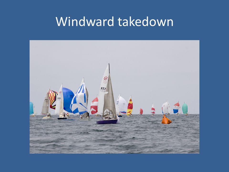 Windward takedown